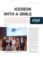 Servicedesk With a Smile