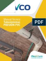 MANUAL PRESION PAVCO PVC.pdf