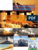 Smsn-Industrial Air Pollution and Effects on Environment