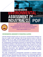 Smsn-Environmental Assessment of Industrial Clusters (Cepi)
