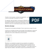 Primeros Pasos_ Edominations - Documentos de Google