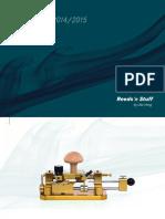 Reeds Stuff Oboe Katalog 2014-7-2014