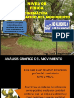 Anlisis Grafico Del Movimiento