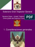 33 Grado Sob Gran Inspector