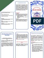 TRIPTICO DRAMATIZACION Y TEATRO.doc