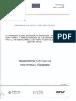 Diagnostico y Estudio de Desarrollo Pesquero