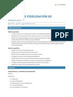Técnicas de Fidelización de Clientes