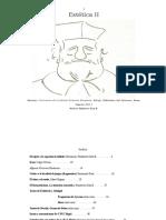 Guía Estética II 2015-1