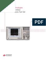 Wireless Communication Test Set