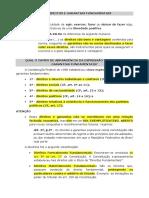 Resumo - Teoria Geral Dos Direitos e Garantias Fundamentais