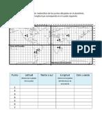 Determina la localización matemática de los puntos dibujados en el planisferio.docx