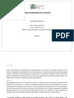El paradigma cognoscitivista -TSEM4_REYNA