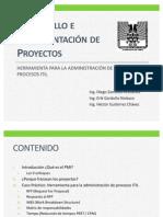 Presentación Foro Proyecto
