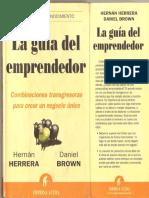 La Guía del Emprendedor - Hernán Herrera.pdf