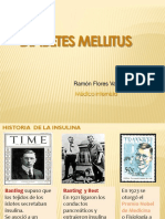 Diabetes Mellitus Dr Rfv