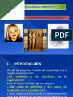 T3-Genetica conductual