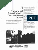 Istqb Cap 1 - Temario