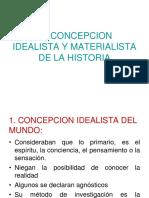 IDEALISMO Y MATERIALISMO.ppt