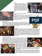 Costumbres y Tradiciones, Cultura, Lugares Turisticos, Comidas Tipicas, Vestuario Estados Unidos