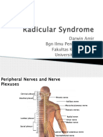 3.5.6.3 Radicular Syndrome - Kuliah Blok-A