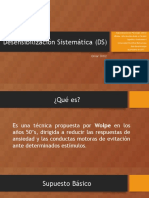 PRESENTACIÓN_DESENSIBILIZACIÓN SISTEMÁTICA