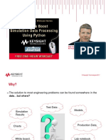 4 Ways to Boost Simulation Data Processing Using Python_Keysight_EDA_4May2017_Webcast_Slides