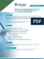 Rentabilidad Proyecto Inversión- EERR