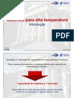 1.Materiais Para Alta Temperatura