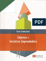 Empresa e Iniciativa Emprendedora (MACMILLAN)