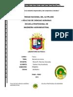 Informe de Laboratorio de Fisica 005