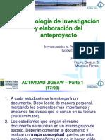 Metodología de Investigación y Elaboración Del Anteproyecto