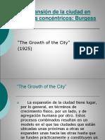 Burgess_ La Expansion de La Ciudad en Circulos Concentricos