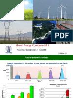 Green Energy Corridors-PGCIL