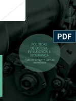 Políticas de Defesa, Inteligência e Segurança