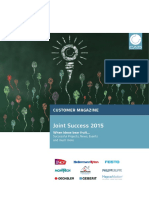 Cadenas Joint Success 2015 En