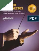 Director Profesional de Proyectos Como Aprobar El PMP 5aEd Pablo Lledo