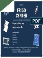 Frigo Center Final