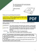 Projector Manual 8872