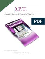 Arnout Vandenbossche Anti-burnout Kit ABPT01