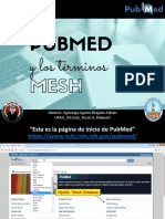 MeSH en PUBMED.pptx