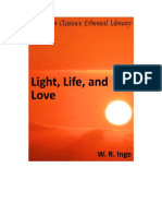 Inge - Light, Life and Love