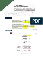Hoja Excel Para La Evaluacion en Pozos de Bombeo de Aguas Subterraneas Civilgeeks