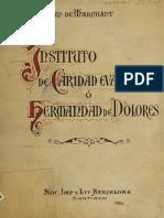 Hermandad de Dolores - Dispensarios
