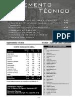 Costos de Insumos y Maquinarias - Revista Constructivo