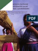 Aguilar Robledo, Miguel () Ordenamiento Territorial y Participación Social. Problemas y Posibilidades