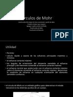 Círculos de Mohr