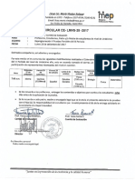 CE-LMVS-29-2017 reprogramación II pruebas parciales del III período