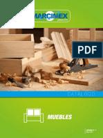 Catalogo de Muebles
