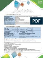 Guía Paso 2 -Diseño Aplicar de Manera Práctica Los Conocimientos (Desarrollar Practica Según La Guía)