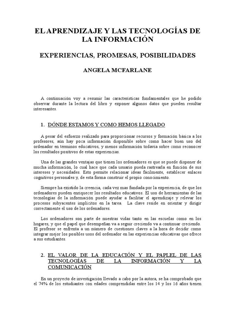 Famoso Resumir Experiencia Ornamento - Colección De Plantillas De ...